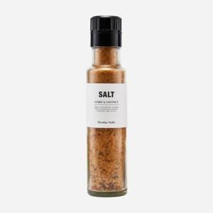 NV Salt, curry och Coconut