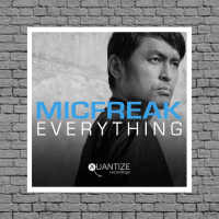 LV Premier - MicFreak - What Am I & Everything Album Review [Quantize Recordings]