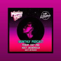The Sound Of Midnight Riot Podcast 5 With Jaegerossa and Dr Packer - July '21