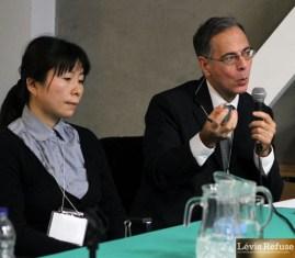 Dr Ying Li et Dr Paul-Héroux