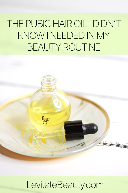 Fur Oil Levitate Beauty How to get rid of ingrown hair