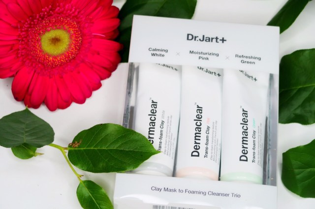 Dr. Jart+ Dermaclear Transfoam Clay Mask Review | Skincare Shelfie | K-Beauty Skincare for oily skin | Best masks for acne prone skin | how to get rid of acne | K-beauty at Sephora | Clay to mask foaming cleanser trip | Best masks for irritated skin | LevitateBeauty.com