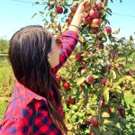 How to take care of yourself after a stressful week. Apple picking is a great fall getaway and an amazing way to practice self-care.