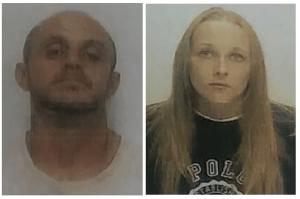 34-year-old Lloyd Wayne Franklin and 38-year-old Jennifer Michelle Lanning Credit: Police