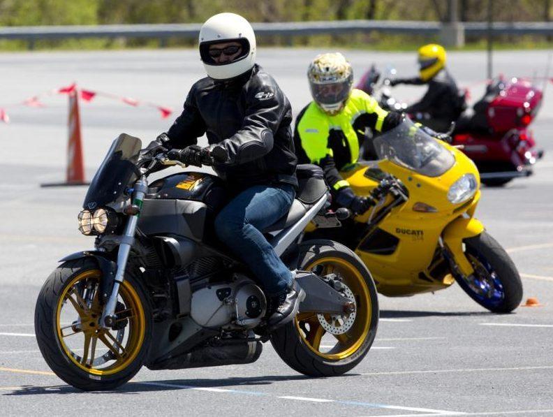 Pa Motorcycle Safety Program Begins