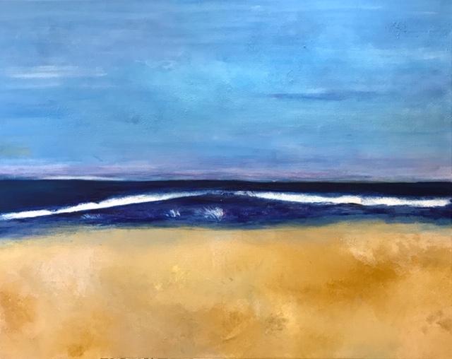 Seaside 100x80 (verkocht)