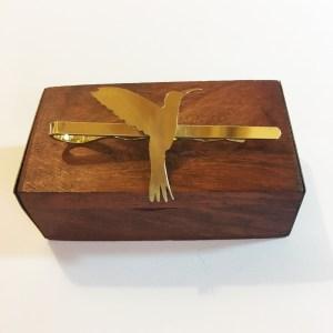 Pisacorbatas colibrí - Le Voilà