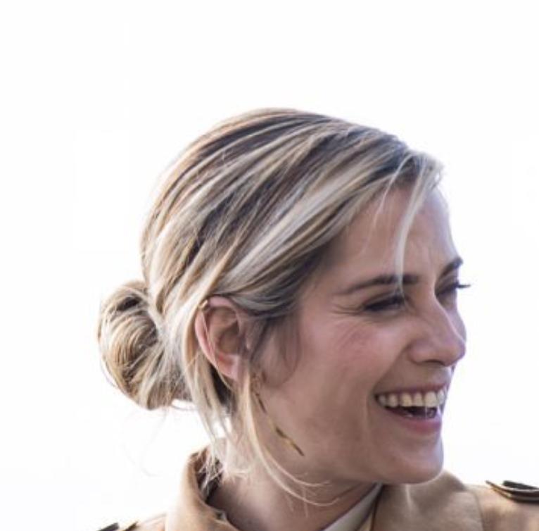 Ear cuff María León look 7 - Le Voilà
