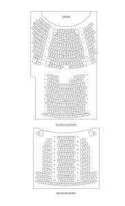 Levoy Seating Chart No Pit