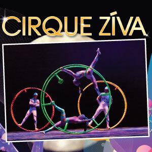 Cirque Ziva 2016