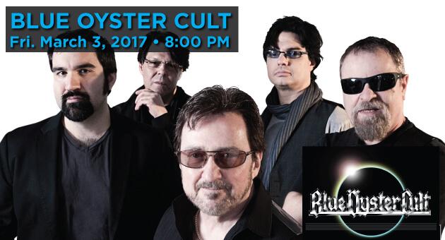 Blue Oyster Cult Carousel