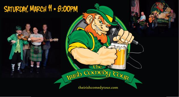 Irish Comedy Tour Carousel