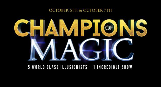 Champions of Magic Carousel