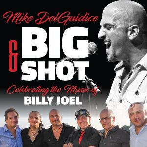 Mike DelGuidice & Big Shot at The Levoy Theatre in Millville on 2018
