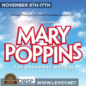 Broadway's Mary Poppins