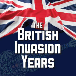 British Invasion Years