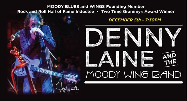 Denny Laine and Moody Wing Band