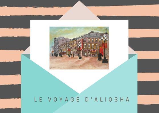 Première sortie officielle pour le Voyage d'Aliosha