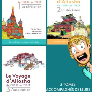 Le Voyage d'Aliosha – 3 tomes