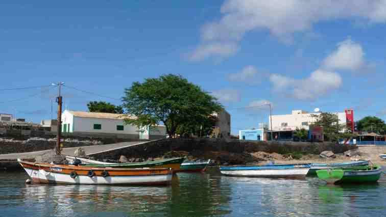 Port et barques de pêche de Palmeira