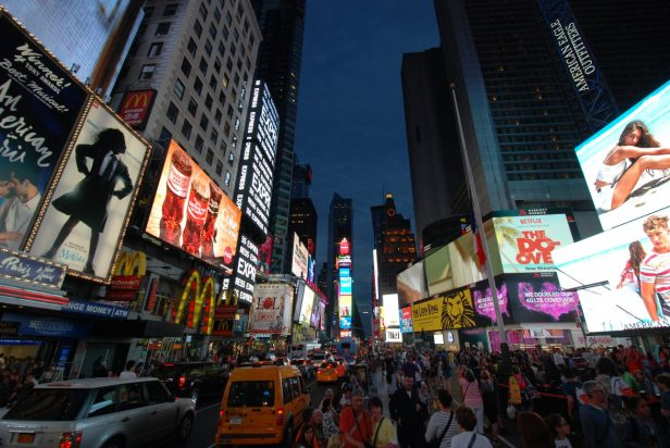 Times Square - 1