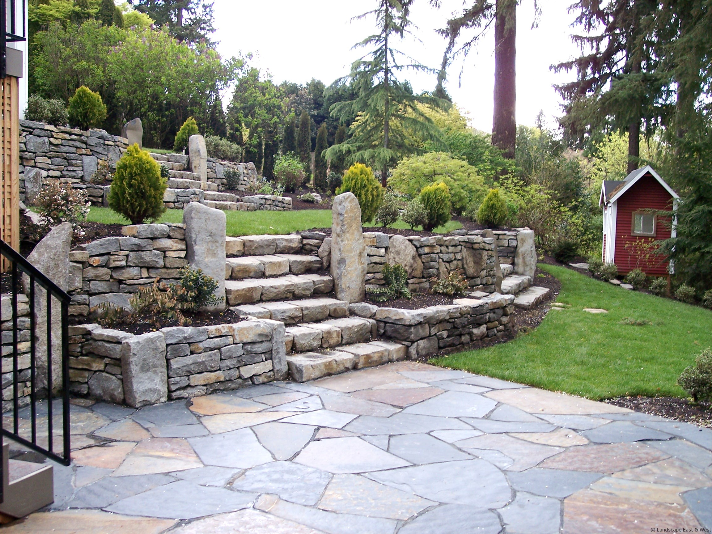 Do You Need a Retaining Wall? on Uphill Backyard Ideas  id=45180