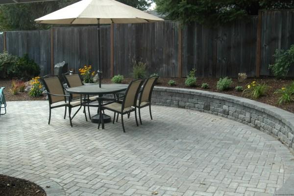 brick patio designs 5 Ways to Improve Patio Designs for Portland Landscaping