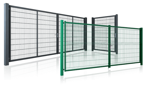 DOUBLE LEAF GATES AND WICKETS | Lewandowski
