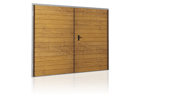 Double-leaf doors | LEWANDOWSKI