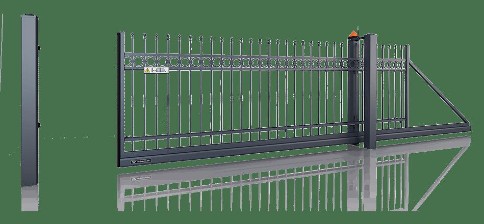 SLIDING GATES   LEWANDOWSKI