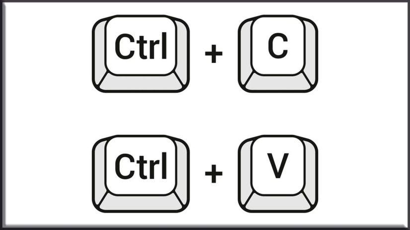 Erreurs de blogging copier-coller