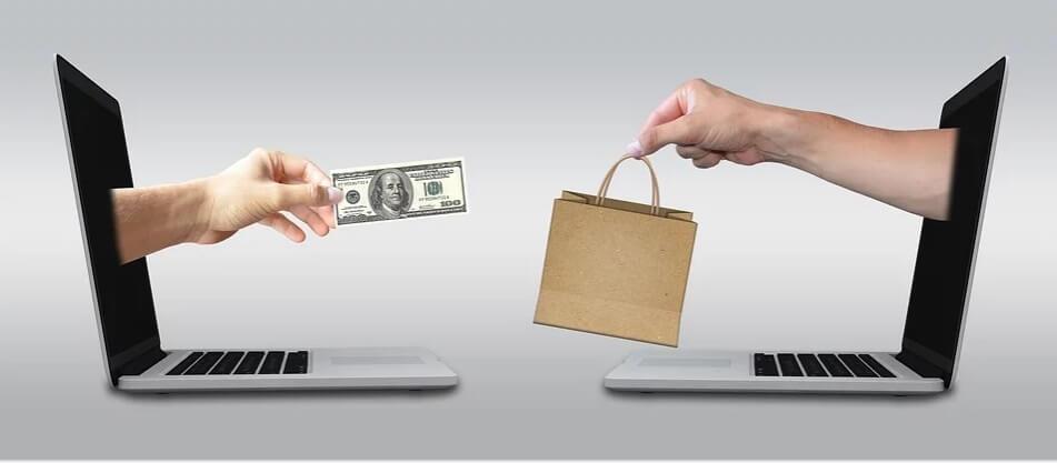 Gagner l'argent avec un blog - Paiement en ligne