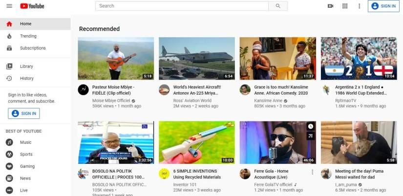 Meilleurs chaines YouTube pour entrepreneurs en français
