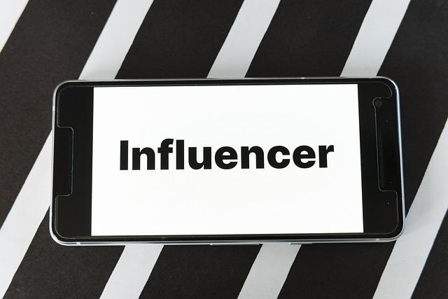 Les influenceurs permettent d'augmenter le trafic d'un site web