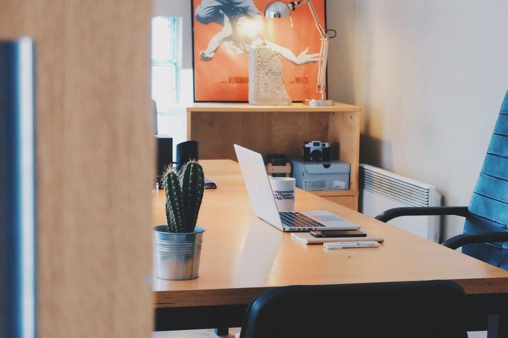 Bureau - Equipement de base pour le blogging