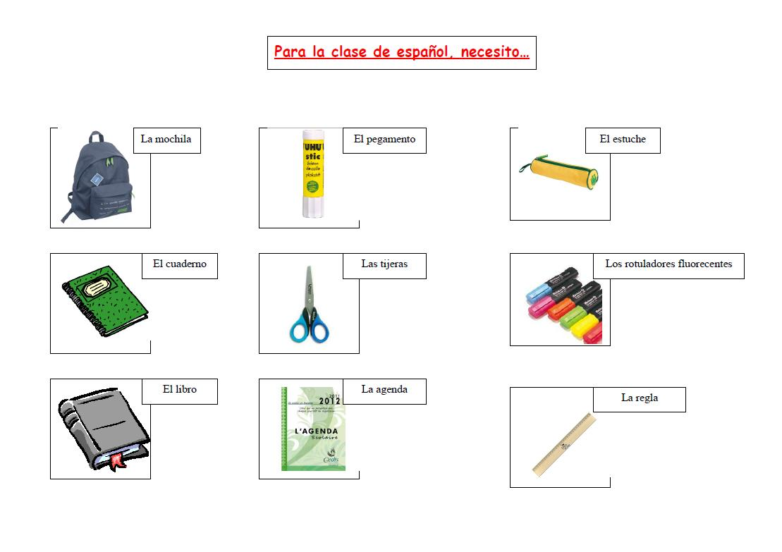 Images About Colegio Reglas Material Escolar On