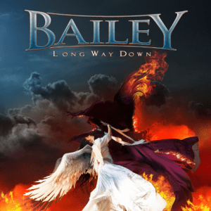BAILEY - LONG WAY DONE - 5 DEC - FRONTIERS MUSIC