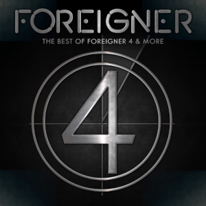 FOREIGNER - THE BEST OF 4 AND MORE - 5 DEC - FRONTIERS
