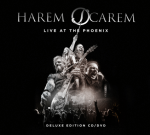 HAREM SCAREM - LIVE AT THE PHOENIX - 04 DECEMBRE - FRONTIERS MUSIC