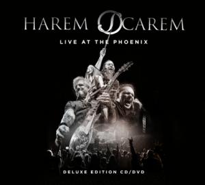 HAREM SCAREM - LIVE AT THE PHOENIX - 04 DECEMBRE - FRONTIERS MUSIC