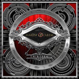 HAREM SCAREM - THIRTEEN - 5 DEC - FRONTIERS MUSIC
