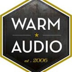 LOGO WARMAUDIO