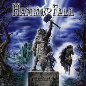 hammerfall - revolution - 29 aout - nuclear blast