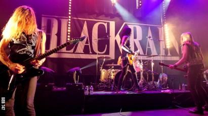 BLACKRAIN 12