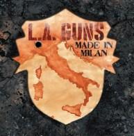 L A GUNS LIVE MILAN