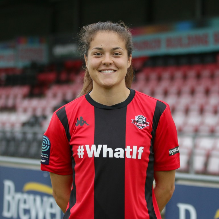Georgia Roberts Lewes FC Women 2018 2019-2