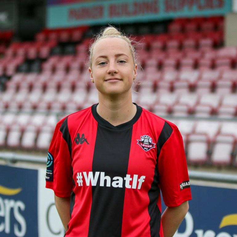 Hayley Bridge Lewes FC Women 2018 2019-26