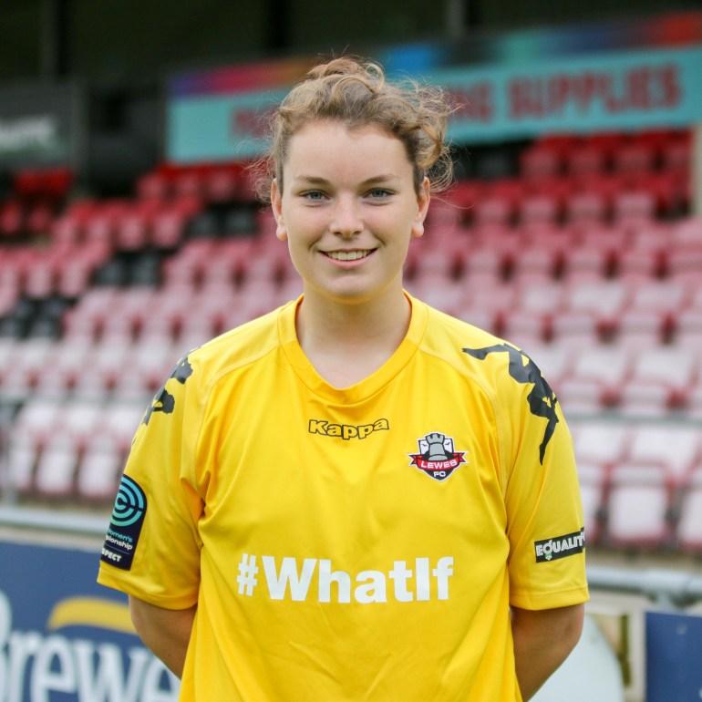 Jacquie Ann Goldsmid Lewes FC Women 2018 2019-15