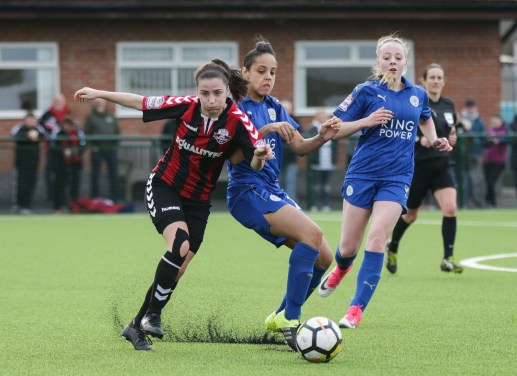 Leicester City Ladies 4 Lewes FC Women 2 FAWPL League Cup Semi 11 03 2018-468-1