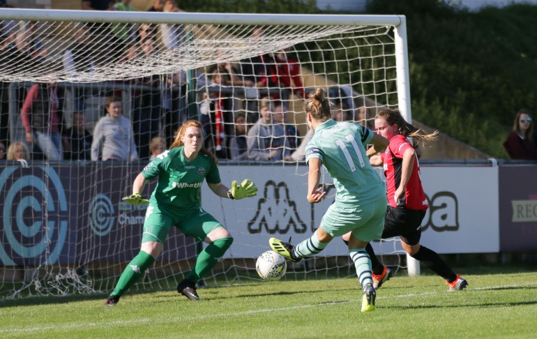 Lewes 0 Arsenal 9 Conti Cup 16 09 2018-1368-1